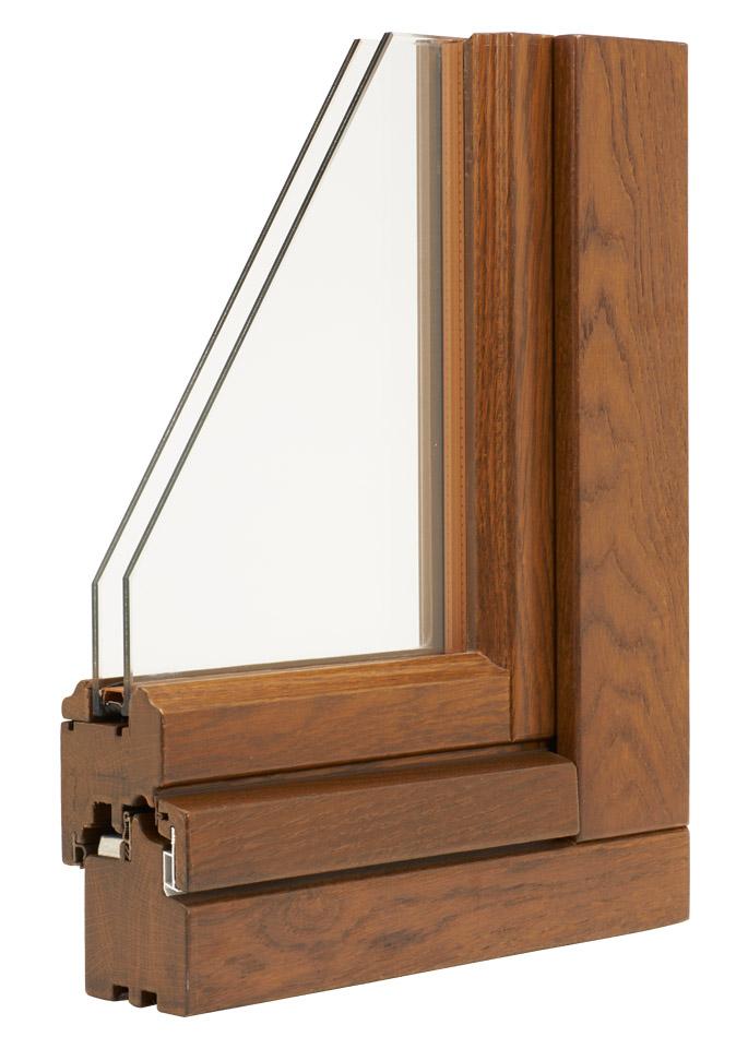 Infissi in legno finestre in legno serramenti in legno for Prezzo infissi legno